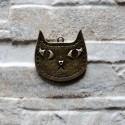 Pendente gatto Rustico