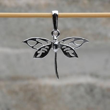 Pendente farfalla argento 925