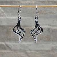 Orecchini pendenti argento 925