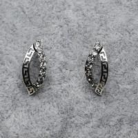 Orecchini in argento 925 con Cristalli Swarovski