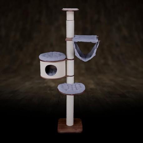 Tiragraffi con fissaggio a soffitto EX-S-4