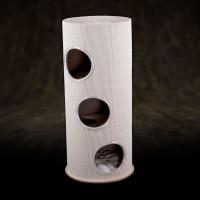 Tiragraffi tubo per gatti mod TM-3