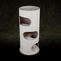 Tiragraffi tubo per gatti mod TD-3