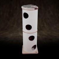 Tiragraffi tubo per gatti mod TD-4