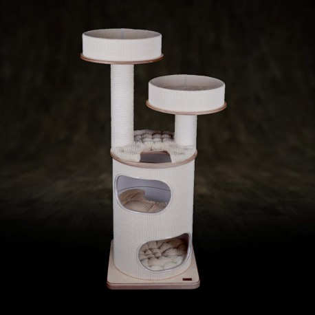 Tiragraffi tubo per gatti mod TDR-2