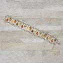 Bracciale donna in argento 925 con ambra da Mar Baltico